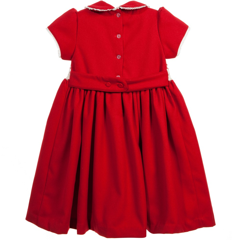 Valentine Dress | Baby Boutique Clothing
