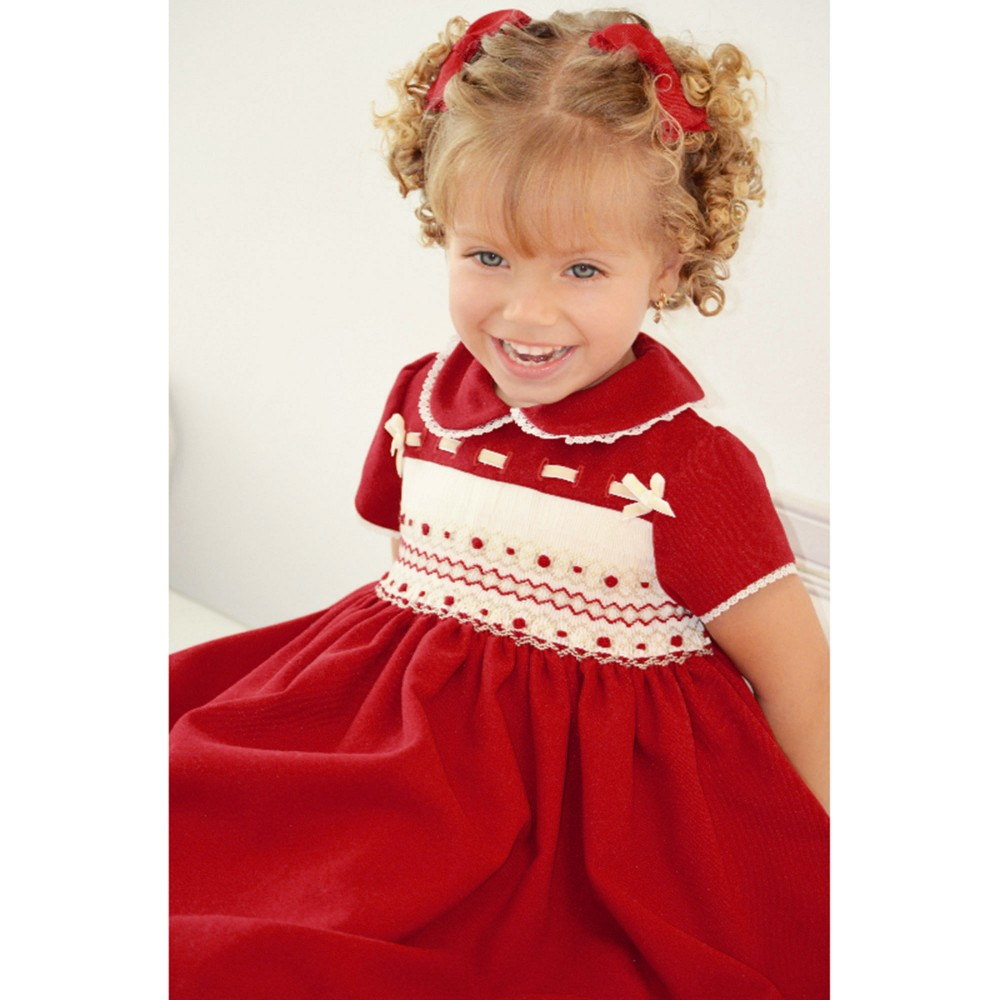 Valentine Dress Baby Boutique Clothing