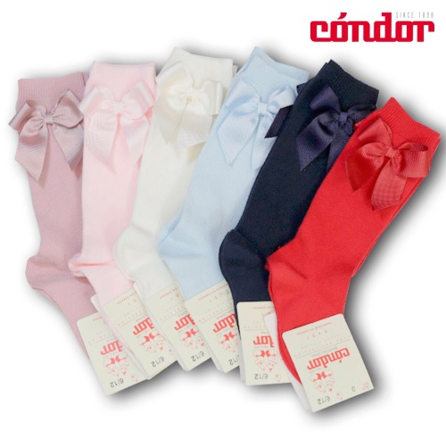 wholesale sales hot-seeling original wide selection of colours and designs Condor Cotton Socks