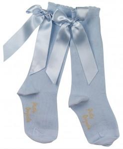PO BLUE SOCKS