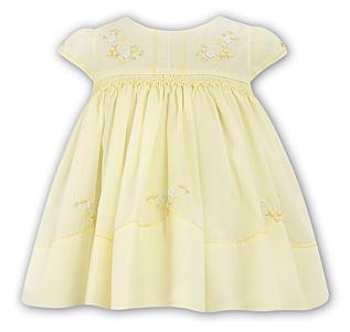 Lemon Sarah Louise Dress