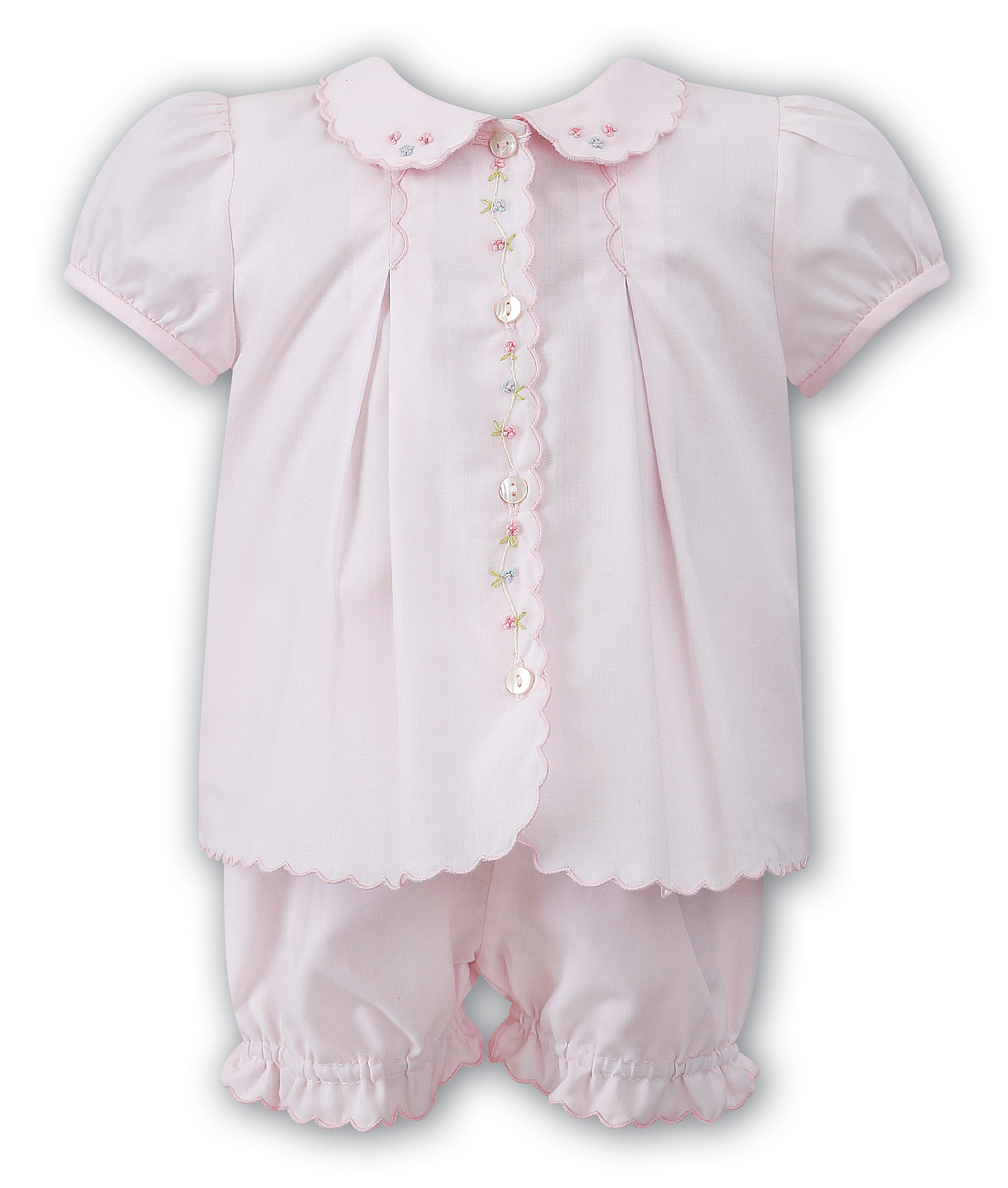 Pink Summer Set Baby Boutique Clothing