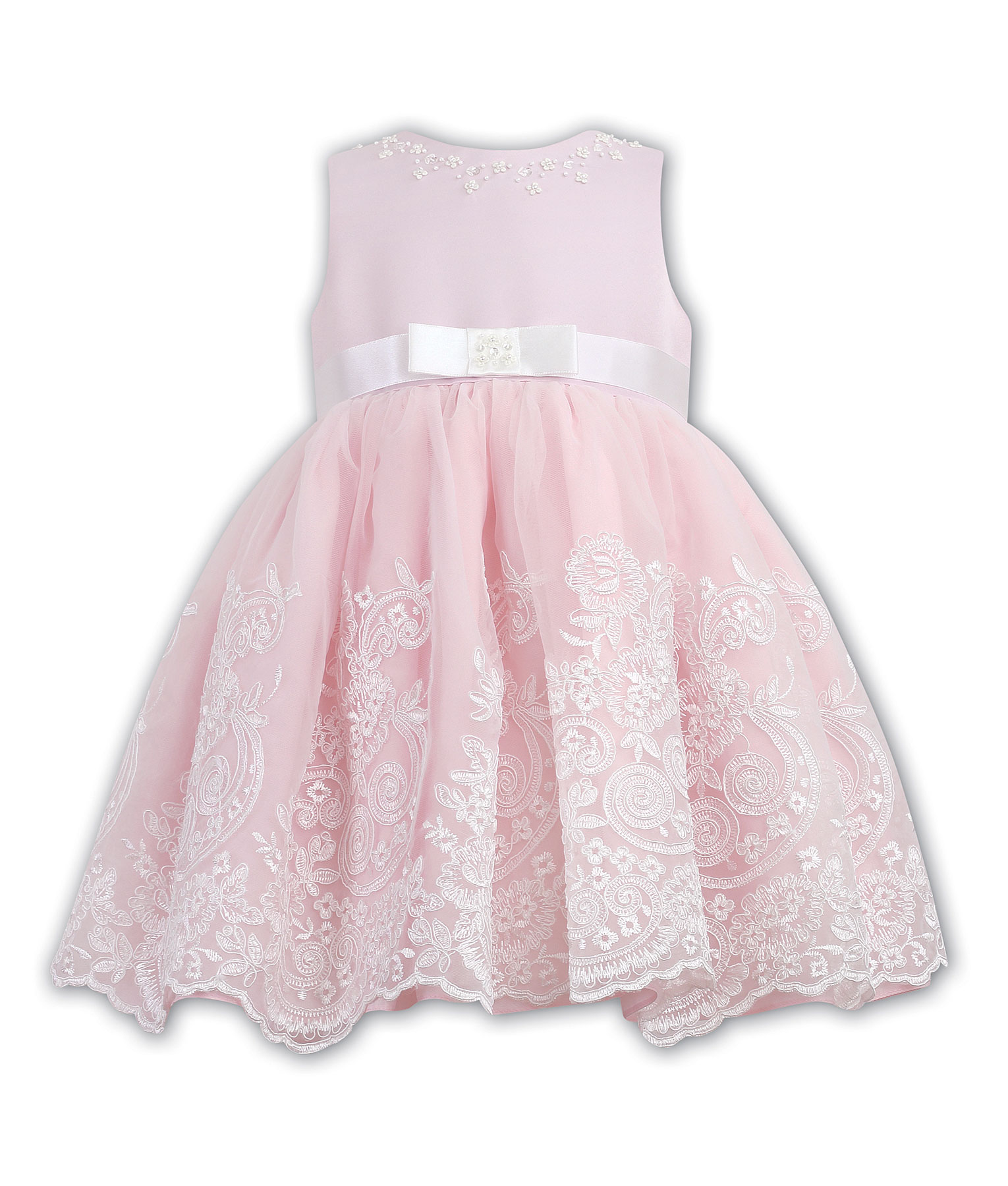 Christening Dress 070017c Baby Boutique Clothing
